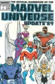 Official Handbook Of The Marvel Universe (1989 Series)